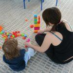 Trobada a Calafell 2006 - Nens jugant