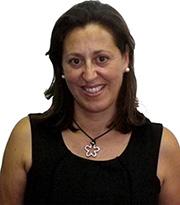 Rosana Moyano - Psicòloga de la delegació de Barcelona