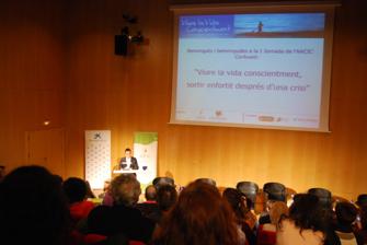 Carles Prats presenta la Jornada
