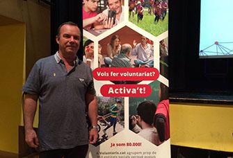 Jordi Balot, nou president de la FCVS