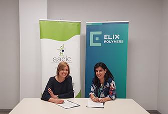 La Fundació CorAvant firma un acord amb ELIX Polymers