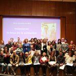 Acto de reconocimiento de la tarea del voluntariado del Hospital Universitario Vall d'Hebron