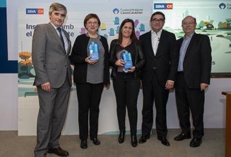 El projecte 'Niños con corazón' de la Fundació CorAvant ha estat premiat a la 6a edició del programa Territoris Solidaris del BBVA