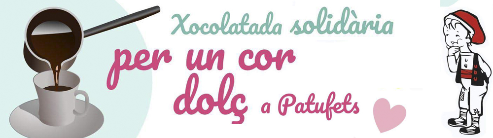 Xocolatada solidària a Patufets Roquetes