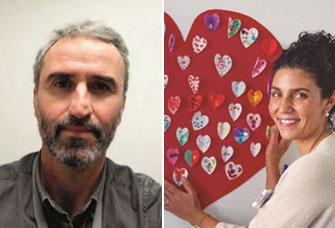 Dr Ferran Gran i Dra Georgia Sarquella-Brugada