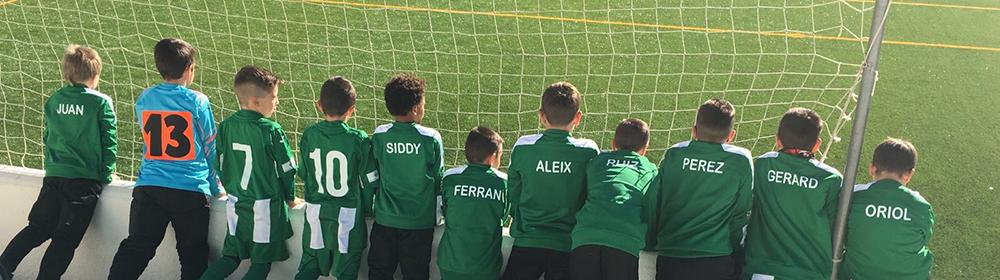 FC Sarrià de Ter Benjamí A