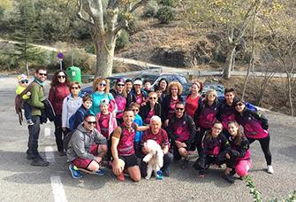 caminada solidària per les cardiopaties congènites a l'Argentera