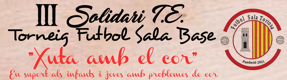 Torneig solidari FS Tortosa