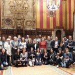 Guardonats premis Córrer per Compromís de l'Institut Barcelona Esports
