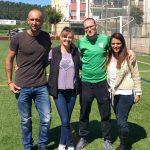 Juan, Sonia, Luis y Lidia