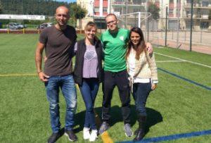 Un torneig de futbol solidari promogut des del cor