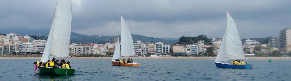 Bateig de vela 2019 a Arenys de Mar