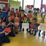 Torneo de fútbol sala Xuta amb el cor