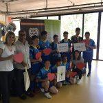 Torneig Xuta amb el cor en suport als infants i joves amb problemes de cor