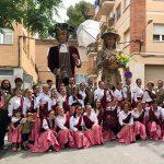 Ball de Gitanes en Sant Vicenç de Castellet
