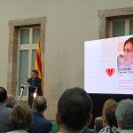 Presentación de la Fundación Carme Chacón