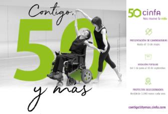 """Premis Cinfa """"Contigo, 50 y más"""""""
