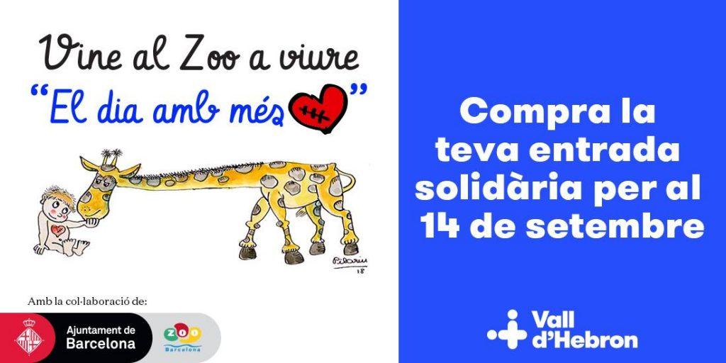 El dia amb més cor al Zoo de Barcelona