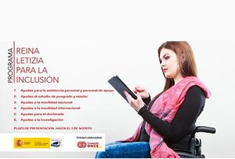 Programa Reina Letizia para la Inclusión