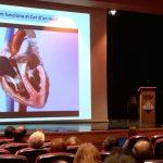 Presentación del proyecto 'De tot cor, arrítmia de la pilota'