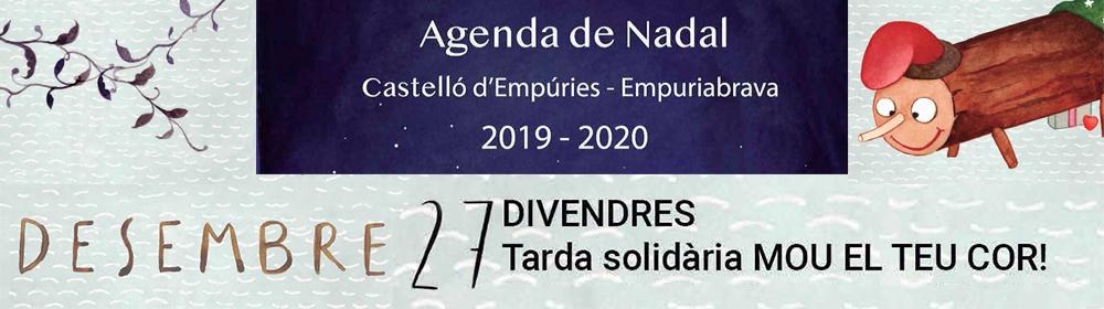 Tarda solidària MOU EL TEU COR a Castelló d'Empúries - Empuriabrava