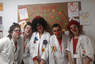 pallassos i pallasses hospital 14F
