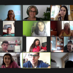 Compartim l'actualitat, trobada de joves de 15 a 25 anys