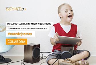 Fundacion Inocente Inocente #NoTeDejoAtras