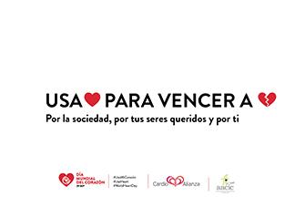 Dia Mundial del Cor Uso Mi Corazón