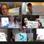 Taller Infantil Artterapia Pintura