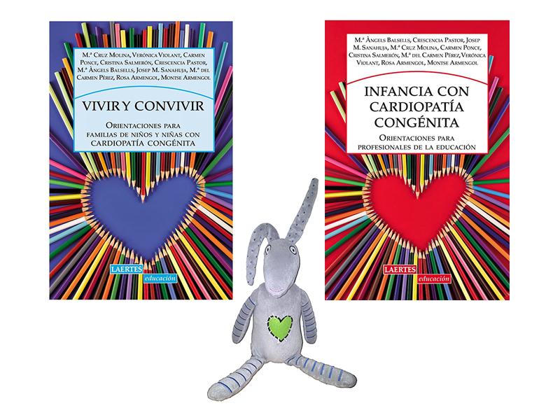 Guia Vivir y convivir + Guia Infancia con cardiopatía congénita + Bateguet