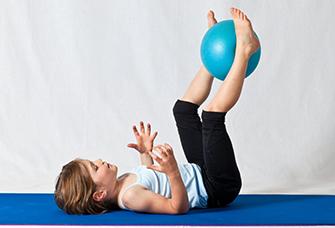 taller virtual infantil activitat física