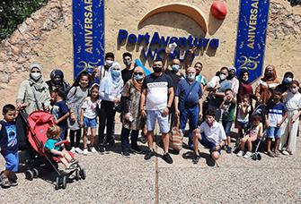 Els CorsValents es retroben a PortAventura